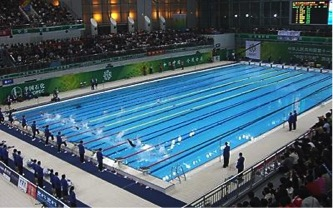 Modren Olympic Swimming Pool Aquatics Centre Uk On Decor