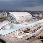 Ciudad de las Artes - The City of Arts and Sciences of Valencia