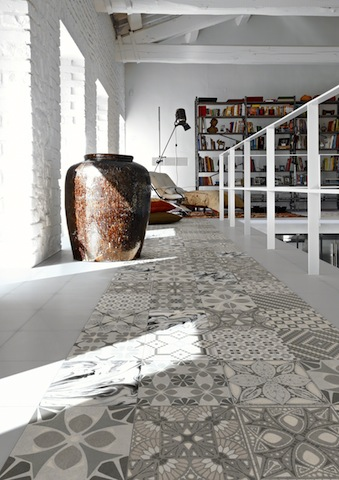 The Mixed Patterns Of Vives Tel Series