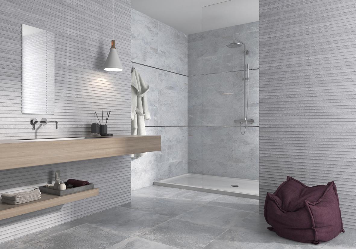 carrelage salle de bain keraben
