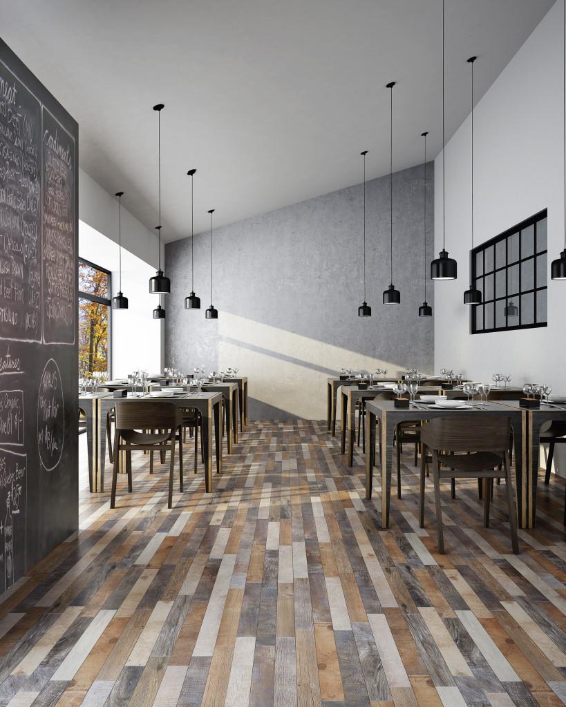 Ceramica Gomez Trend tile series.