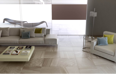 Timeless elegance with tile for Roc ceramica