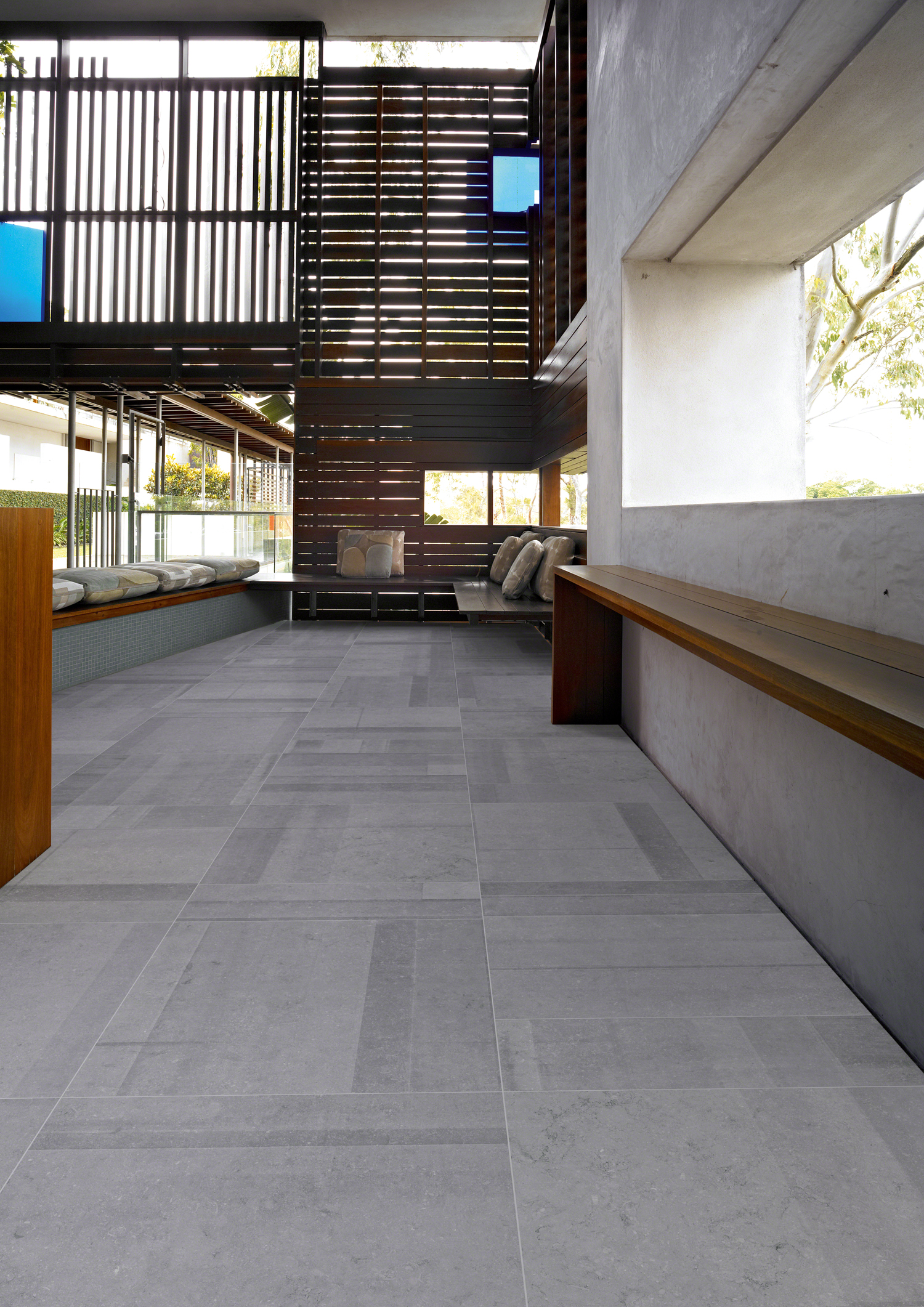 From spain to your doorstep tile of spain quick ship for Bluestone flooring