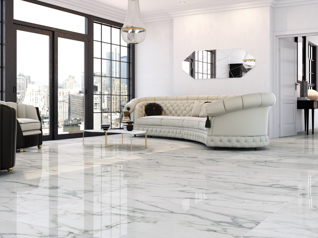 Achieve Affordable and Practical Marble Beauty with Tile ...